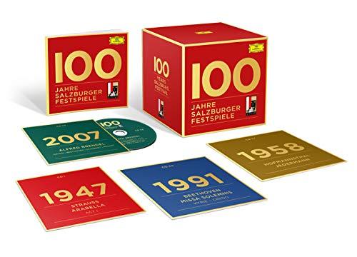 100 Jahre Salzburger Festspiele (Ltd.Edt.)