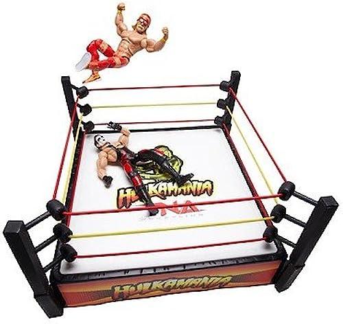 TNA Hulkamania Ring - Wrestling [UK Import]