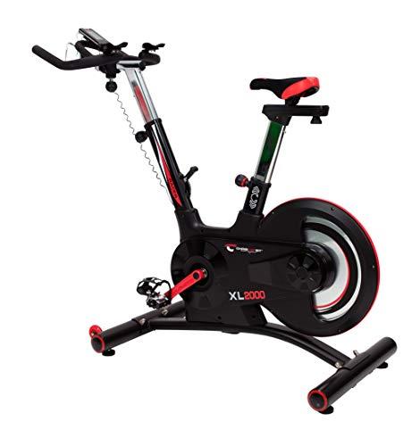 Christopeit Unisex– Erwachsene XL 2000 Racer Bike, schwarz, M