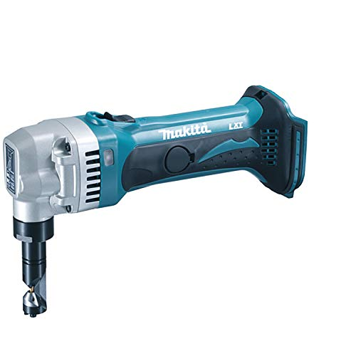 Makita DJN161Z 18V Li-ion LXT 1.6mm Nibbler – Batteries and Charger Not Included, Blue