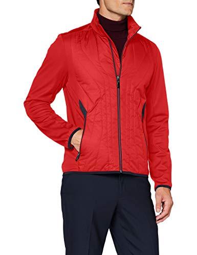 BOSS Herren J_colere Jacket, Bright Red (623), S EU
