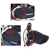 Compatible con Moto Guzzi Stelvio 1200 NTX 2009 09 Manguitos