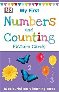 My First Numbers and Counting (Picture Cards)