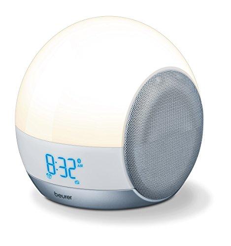 Beurer 4 In 1 Wake-up Light Alarm Clock