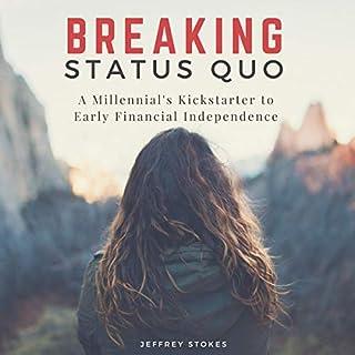 Breaking Status Quo audiobook cover art