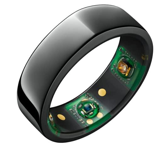 Oura Ring オーラリング バランスモデル 【アプリ日本語対応!】NextSims公式ストア (US10, ブラック)