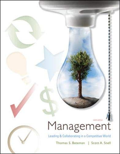 Management :  Leading & Collaborating in the Competitive...