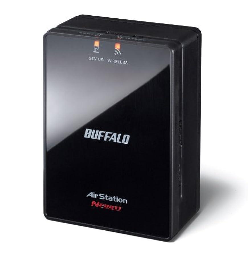 失礼なインク恐竜BUFFALO 有線LANポート搭載接続機器用 ワイヤレスユニット WLAE-AG300N