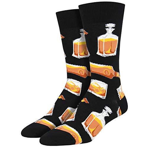 Socksmith Men's Rocks Or Neat