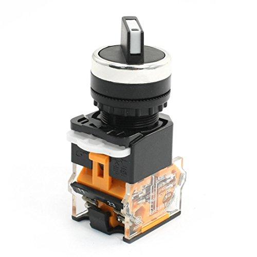 Interruptor giratorio de cierre automático DPST de doble posición AC15 230V / 380V 5.5A de