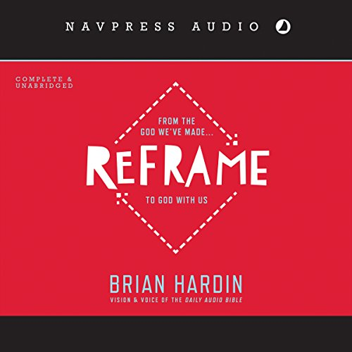 Reframe cover art