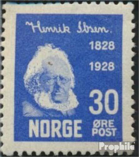 Prophila Collection Noruega 140 1928 Ibsen (Sellos para los coleccionistas)