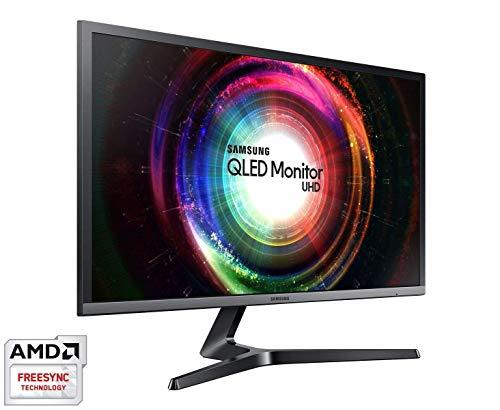 Samsung U28H750 Quantum Dot 28' UHD Monitor (3840x2160) 10 Bit, Freesync, Game Mode (60Hz/1ms) -International Version-