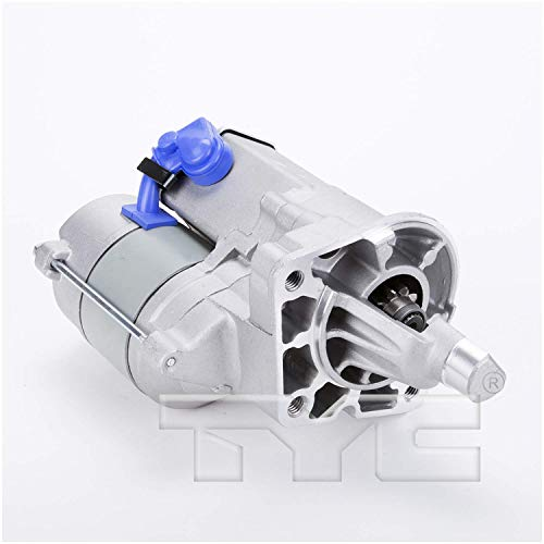TYC - Starter Motor For 2005 Dodge Caravan (Note: Energy Output: 1.4KW, Configuration: OSGR) - Premium Quanlity With One Year Warranty
