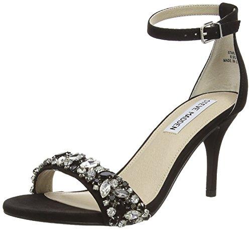 Steve Madden Starlite - Scarpe con tacco cinturino alla caviglia donna