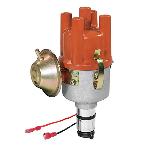 Kuhltek Motorwerks 0231170034EL Vacuum Advance Distributor with Electronic Ignition for VW Beetle