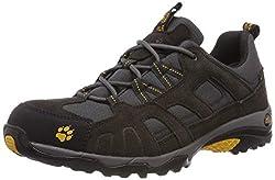 Jack Wolfskin Men's Trekking & Hiking Boots, Gray (burly yellow 3800), 48 EU