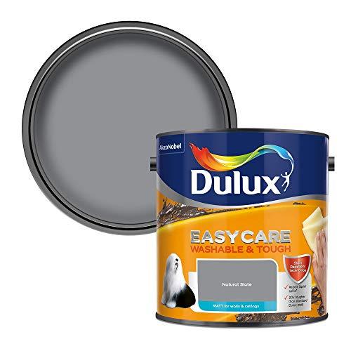 Amazon UK, Dulux, Küche, pflegeleichte und robuste, matte Farbe, 2,5 l, grau, 5293135