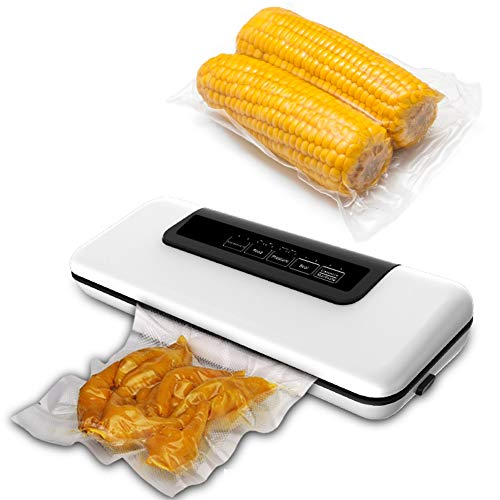 Vacuum Sealer, Automatic Vacuum Sealer Fresh-keeping Sealing Machine for Dry & Wet Food(#2)