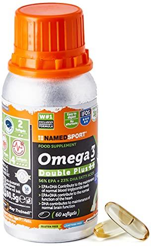 NAMEDSPORT Omega 3 Double Plus ++ 60 Softgel - 300 Gr