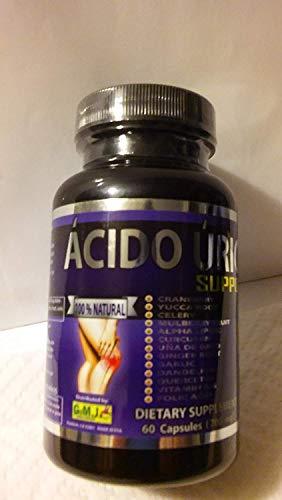 Acido Urico 60 capsules 700 mg