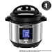 Instant Pot Ultra 3 Qt 10-in-1 Multi- Use Programmable Pressure Cooker, Slow Cooker, Rice Cooker, Yogurt Maker, Cake Maker, Egg Cooker, Sauté, Steamer, Warmer, and Sterilizer (Renewed)