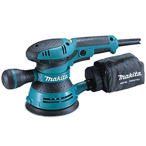 Makita, Levigatrice orbitale 125 mm in...