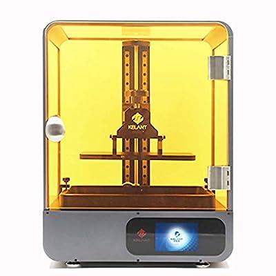 """Kelant S500 4K LCD Resin 3D Printer 8.9"""" Printers 3d UV SLA Impresora Diy Kit High Speed Printing Size192*120 * 200MM"""