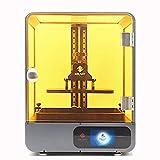 Kelant S500 Impresora 3D de Resina LCD 4K de 8,9 Pulgadas, Impresoras 3d UV SLA Impresora Kit de Bricolaje de Alta Xelocidad Tamaño de Impresión 192 x 120 x 200 mm