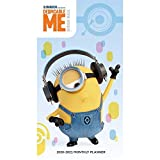 Calendar Ink, 2020 Despicable Me Minions 2 Yr Pocket Planner