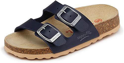 Superfit Kinder Schuhe 8-00111-80 blau 418237