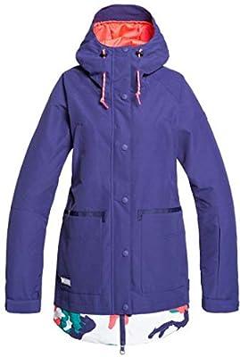 DC Riji Snowboard Jacket Womens