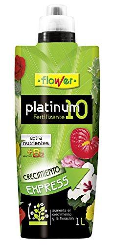 Flower ABONO LIQUIDO PLATINUM-10 1L, Único