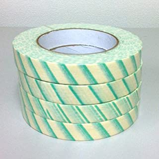 VWR 10127-460 Autoclave Tape, Lead-Free, 1.9 cm Width, 55.4 mm Length (Pack of 1)