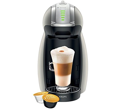 Nescafe Dolce Gusto Genio Kaffeevollautomat, Titan