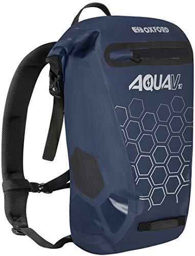 Oxford Unisex's OL692 Aqua V - Mochila (12 L), color azul marino