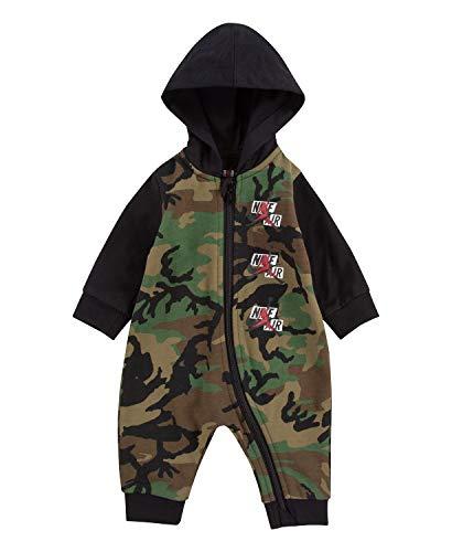 Nike Jordan Niños Tuta Verde Da Bambino 558513-E4F - Verde - 3 meses