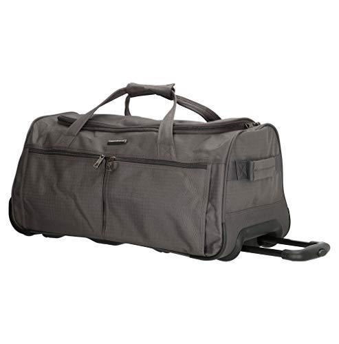 ENRICO BENETTI roltas - trolleytas - zwart of grijs - 60x30x30cm - 54 liter - 2 kg - Bag