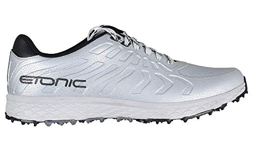Etonic Golf- Difference Spikeless Shoes (Exclusive Colors) Grey