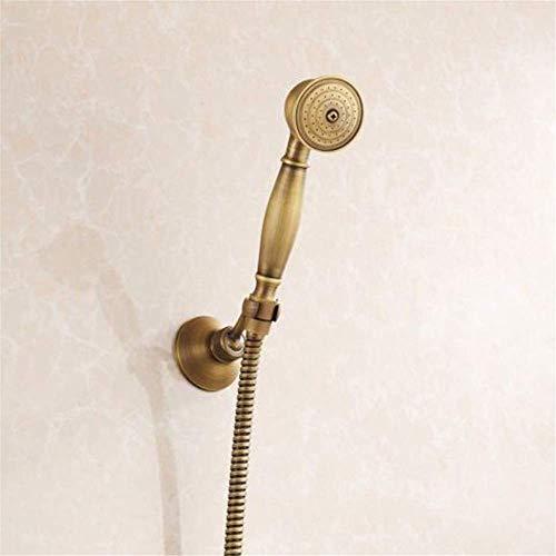 La cabeza de ducha universal orientable Ducha de latón antiguo grifo de...