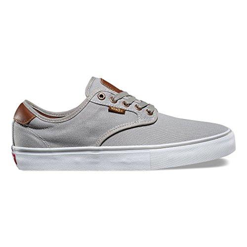 Vans - Chima Ferguson Pro Herren, Grau (Brushed Twill Grey), 39 EU D(M)