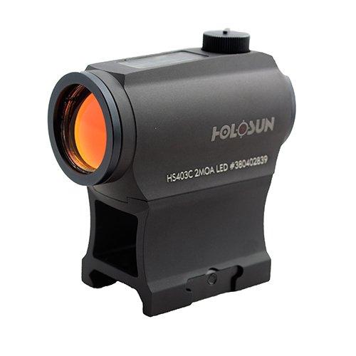 HOLOSUN - HS403C Solar Power Micro Red Dot Sight