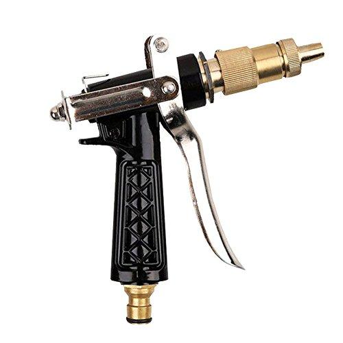 Yijiahui pistoolhandvat mondstuk tuinslang spuitpistool volledig messing mondstuk auto borstel gereedschap combinatie spuitpistool Home irrigatiebuis wasmachine slang