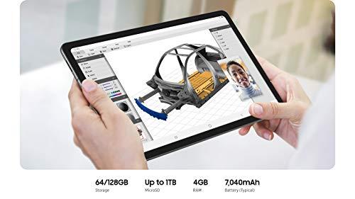 Samsung Galaxy Tab S6 Lite (10.4 inch, Wi-Fi + LTE, 64 GB) - Oxford Grey