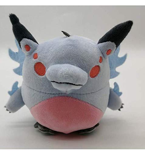 N/T Cartoon Tier Plüschtier, Süße Monster Hunter Xeno Jiiva Gefüllte Puppe, Weihnachten Halloween Geburtstagsfeier Geschenk Kinder 14Cm
