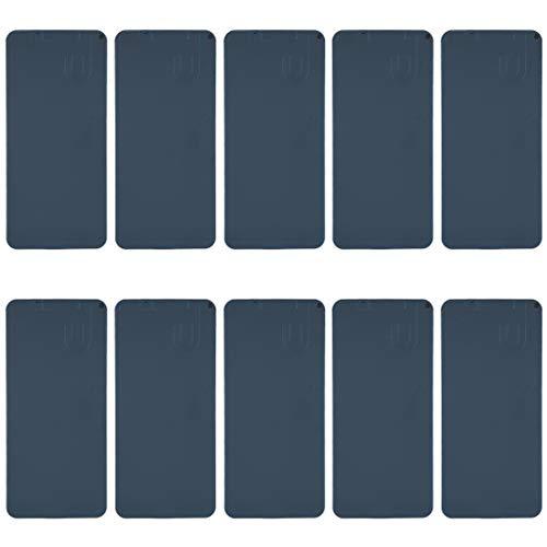 MENGHONGLLI Accesorios de reemplazo de teléfonos celulares Pegatina Adhesiva del Marco de la Carcasa de 10 PCS para Google Pixel 3A XL Pieza de Repuesto de teléfono