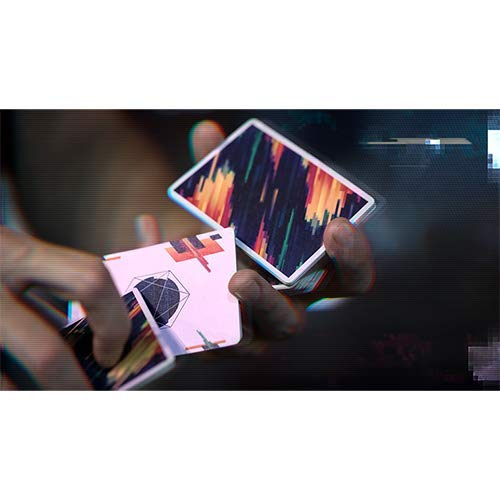 SOLOMAGIA Pulse Playing Cards by Cardistry Touch