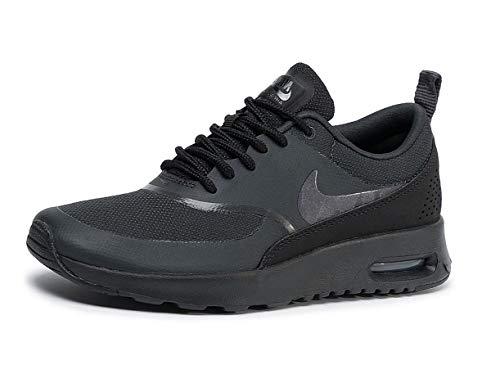 Nike WMNS AIR MAX THEA,Off Noir/Grey Dark Grey, 599409-036, dark grey, 38 EU