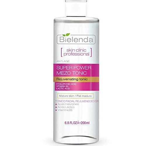 Bielenda Skin Clinic Professional Rejuvenating Super Power Face Tonic 200ml