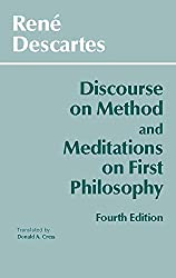 Meditations on First Philosophy by René Descartes Book Cover